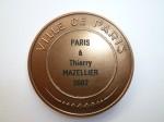 Médaille de Paris